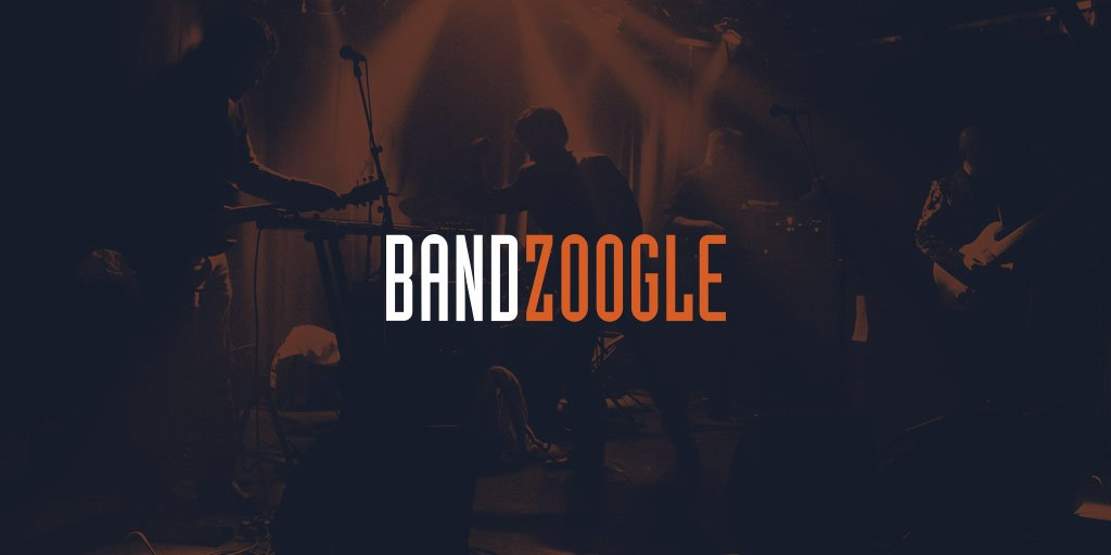 Band website love: Rodello's Machine
