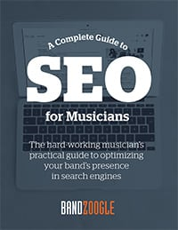 A Complete Guide to SEO for Musicians