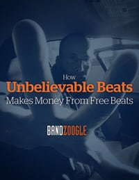 How Unbelievable Beats Makes Money From Free Beats